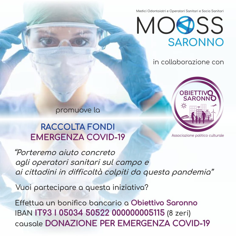 Insieme a MOOSS per aiutare chi lavora nell'ambito sanitario territoriale