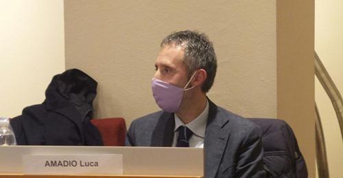 """Luca Amadio; """"Struttura e personale, vigileremo sull'impegno di Monti"""""""