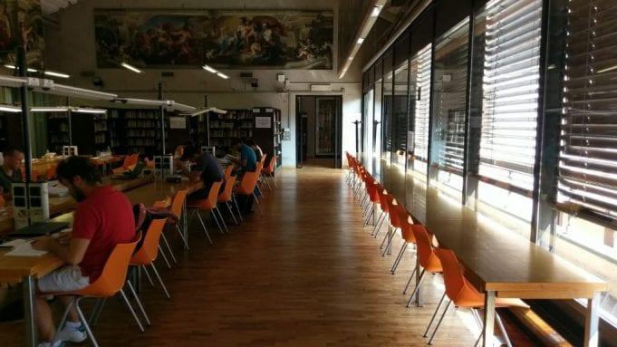 Biblioteca di Saronno – lunedì 14 giugno riaperta la sala studi